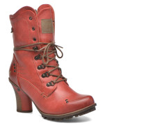 Adelle Stiefeletten & Boots in rot