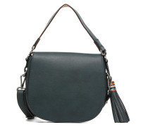 Wendy Saddle bag Handtasche in grün