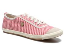 Oak Suede M Sneaker in rot