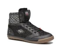 Heritage Sneaker in schwarz
