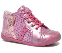 Fleuron Stiefeletten & Boots in rosa