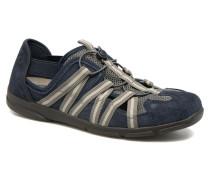 Traveler 01 Sneaker in blau