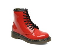 Juniors Delaney Lace boot Stiefeletten & Boots in rot