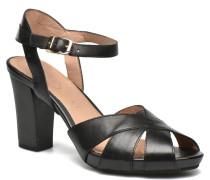 Diana 3 Calf Sandalen in schwarz