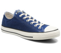 Chuck Taylor All Star Ox Sunset Wash M Sneaker in blau