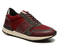 Cosmo Jogger Sneaker in weinrot