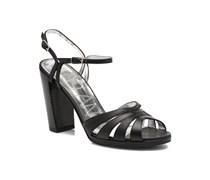 Kerry 7 Sandal 2 Buckles Sandalen in schwarz