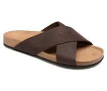 Trèfle Sandalen in braun