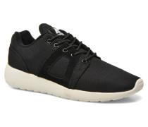 Super Mesh Sneaker in schwarz