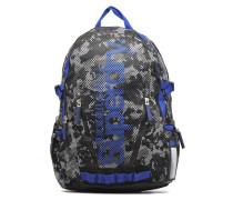 Camo mesh backpack Rucksäcke für Taschen in grau