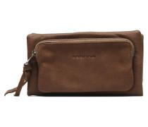 Nine Portemonnaies & Clutches für Taschen in braun