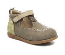 Babyfrench Stiefeletten & Boots in grau