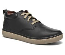 Palen Schnürschuhe in schwarz