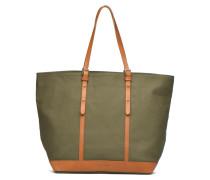 Cabas sangles toile Porté épaule M+ Handtaschen für Taschen in grün