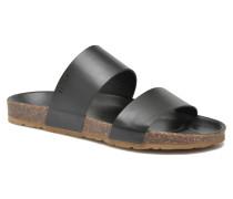 Anita 2 Strap Clogs & Pantoletten in schwarz