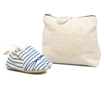 blublu Marin Hausschuhe in weiß