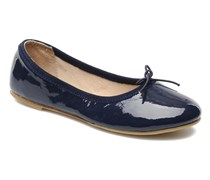 Girls Chacha Ballerinas in blau