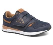 Cartago Velcro Sneaker in blau