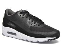 Air Max 90 Ultra Essential Sneaker in schwarz