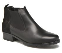 Liverpool 49501 Stiefeletten & Boots in schwarz