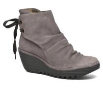 Yama Stiefeletten & Boots in grau