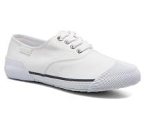Plimsun W Sneaker in weiß