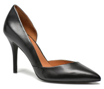 Maney Pumps in schwarz