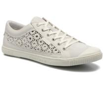 BagueinA Sneaker in weiß