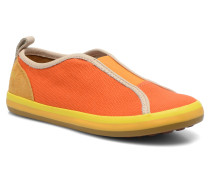 Pelotas E Sneaker in orange