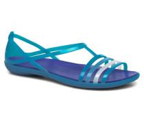 Isabella Sandal W Sandalen in blau