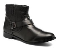 Geina Stiefeletten & Boots in schwarz
