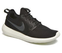 W Roshe Two Sneaker in schwarz