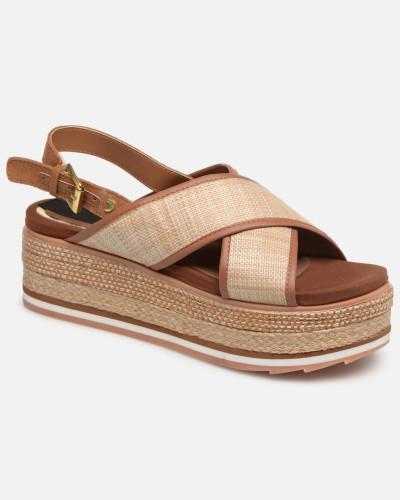 47205 Sandalen in braun