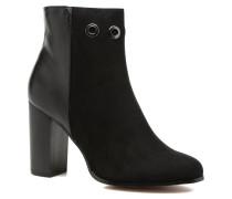 Broom Stiefeletten & Boots in schwarz