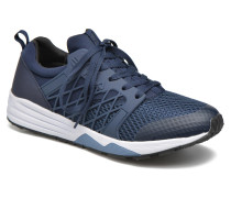 Striker Low Sneaker in blau