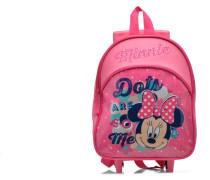 Sac à dos Trolley Minnie Rucksäcke für Taschen in rosa