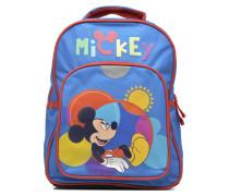 Sac à dos Mickey 26cm Rucksäcke für Taschen in blau