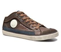 Industry Half Sneaker in braun