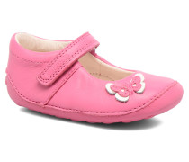 Little Mia Ballerinas in rosa