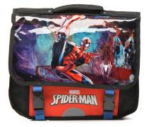 Cartable 38cm SpiderMan Schulzubehör für Taschen in schwarz