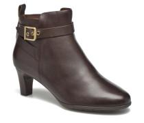 Melora Strap Bootie Stiefeletten & Boots in braun