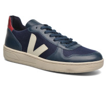 V10 Sneaker in blau