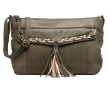 POFO Leather Crossbody bag Handtaschen für Taschen in grün