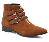 Jessy Stiefeletten & Boots in braun
