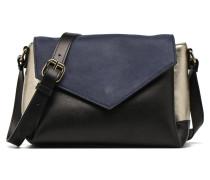 MINOinTRI Porté travers Cuir Handtaschen für Taschen in schwarz