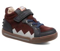 LilfolkTex Inf Sneaker in weinrot