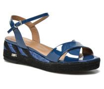 Podium 2 Sandalen in blau
