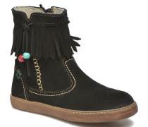 E057 Kepina Stiefeletten & Boots in schwarz