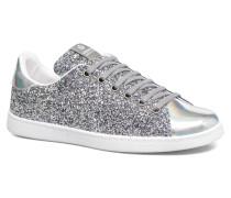 Deportivo Basket Glitter W Sneaker in silber