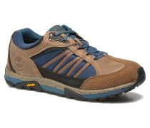 Edgewater Low Waterproof Sneaker in braun
